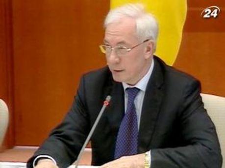 Азаров удивляется противопоставлению сотрудничества с ЕС и СНГ