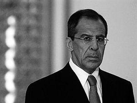 Міністр закордонних справ РФ Сергій Лавров