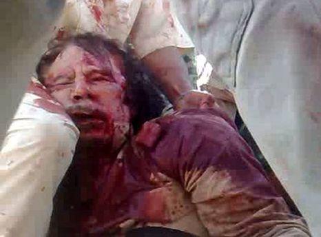Через фото Каддафі пересилають вірус