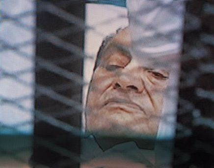 Врачи опасаются, что у Хосни Мубарака случится сердечный приступ