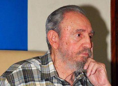 Фидель Кастро в последнее время проводит встречи без прессы