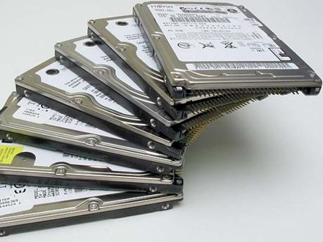 Жесткие диски будут в дефиците