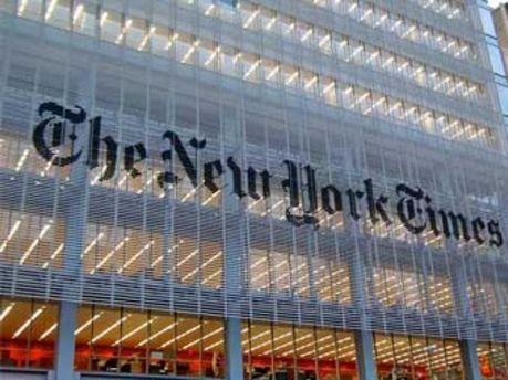 Газета The Times