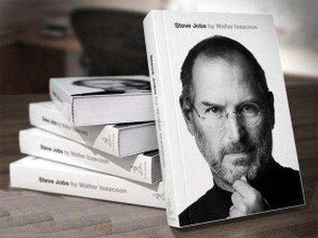Биография Стива Джобса, написанная Уолтером Исааксоном