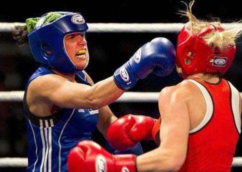 Наталья Бирюк стала чемпионкой Европы по боксу