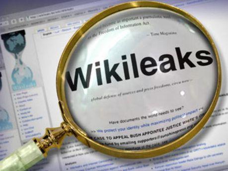 Wikileaks не публиковать материалы