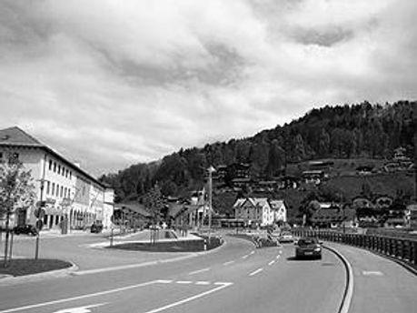 Трасса А3 в Баварии