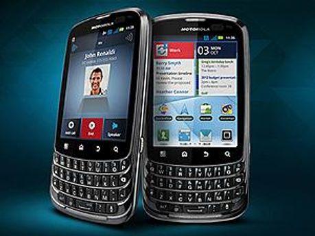 Смартфон Motorola Admiral