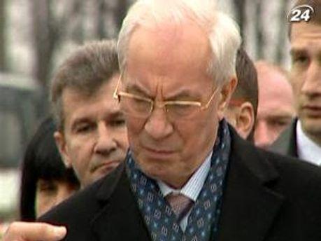 Азаров, серед іншого, виступить з лекцією в Дніпропетровському університеті