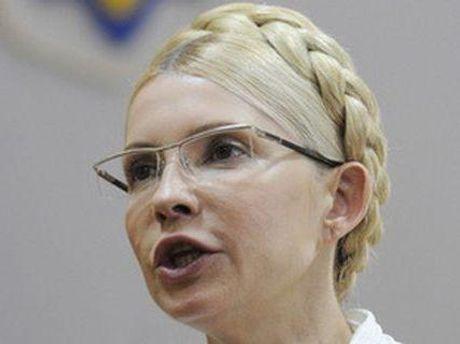 Тимошенко заявляє, що жодних державних гарантій під зобов'язання ЄЕСУ не давала