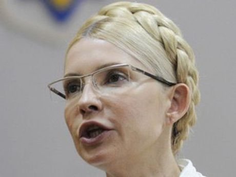 Тимошенко заявляет, что никаких государственных гарантий под обязательства ЕЭСУ не давала