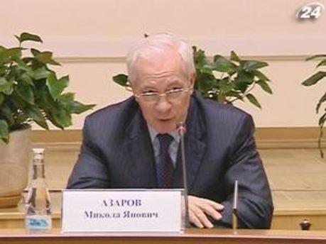 Азаров запевняє, що переговори на завершальному етапі