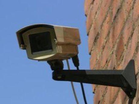 Камери бачитимуть під будь-яким кутом