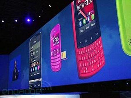 Бюджетні Nokia матимуть сенсорні екрани