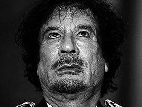 Муамар Каддафи погиб на прошлой неделе