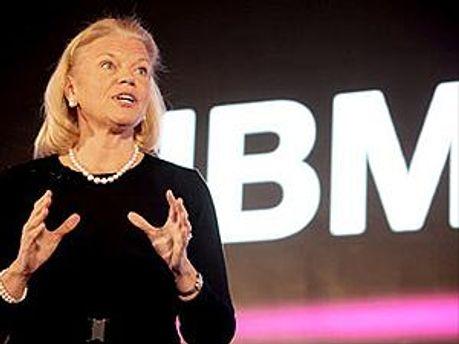 Вирджиния Рометти - первая женщина-гендиректор IBM