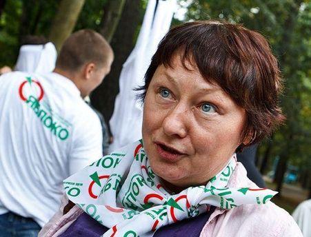 Галина Михалева считает, что приговор Тимошенко препятствует евроинтеграции Украины