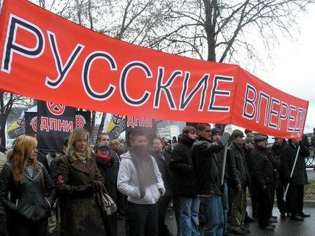 Парубій заявляє, що до проведення маршів причетні екстремістські організації