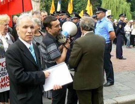 Олександр Калинюк запевняє, що конгрес відбудеться пізніше