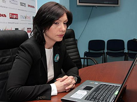 Нардеп від ПР Олена Бондаренко