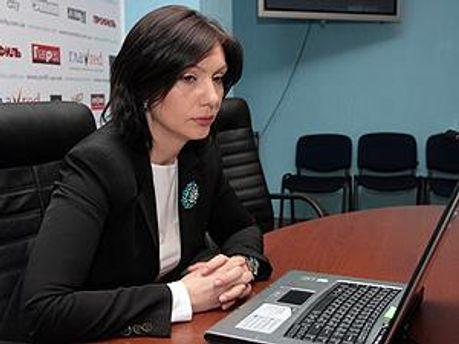 Нардеп от ПР Елена Бондаренко