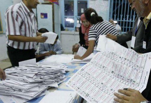 ыборы в Тунисе прошли через 9 месяцев после свержения президента Бен Али