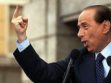 Прем'єр-міністр Італії Сильвіо Берлусконі