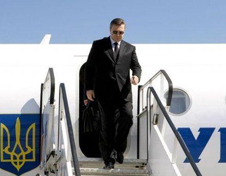 Янукович во Львове проинспектирует объекты к Евро и откроет стадион