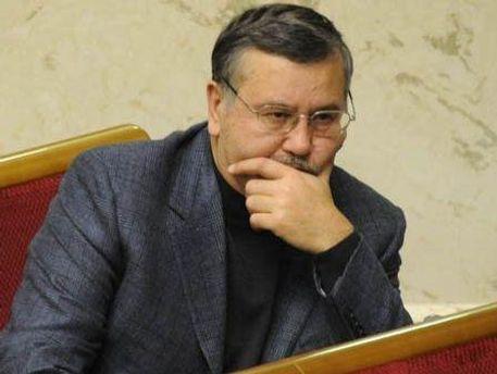 Анатолий Гриценко говорит, что оппозиция поднимет вопрос отчета 31 октября