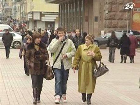 У 2001 році в Україні відбувся перший Всеукраїнський перепис населення