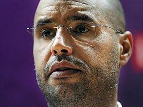 Син Муамара Каддафі Сейф аль-Іслам