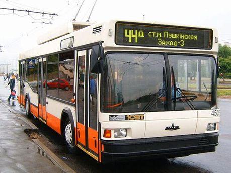 Проезд в общественном транспорте Минска подорожал