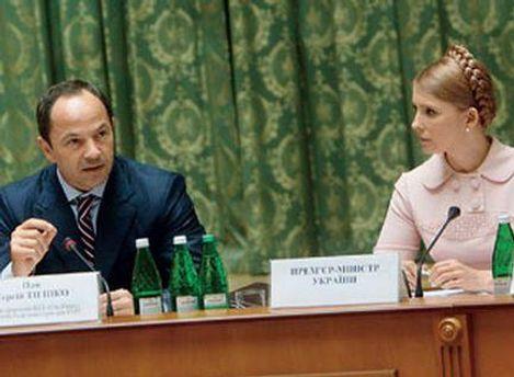Кужель вважає, що Тігіпко міг зробити Тимошенко президентом