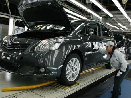 Заводи Toyota в США тимчасово закриються