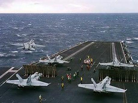 В США серьезные планы по Персидскому заливу
