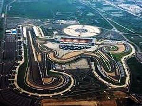 Індійська траса Формули-1