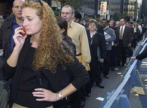 Сейчас каждый десятый в зоне евро - безработный