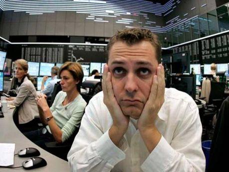 Украинские биржи завершили торги в негативе