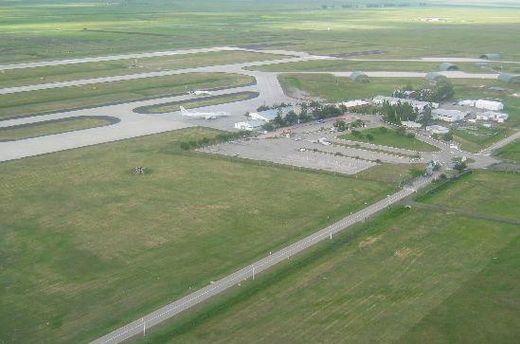 Аэропорт города Эрзурум