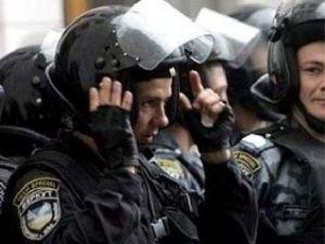 Міліція не застосовувала своєї сили