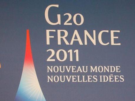 G20 зібралась у французьких Каннах