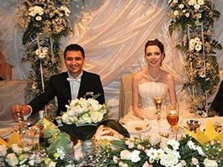 Роман Ландик в день своей свадьбы