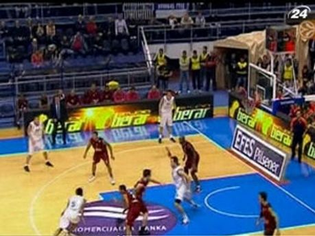 Баскетбол: Eurolegue