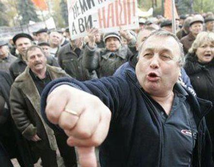 У понеділок мітингувальники покажуть владі, що буває за обман