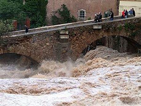У червні Францію вже затоплювало