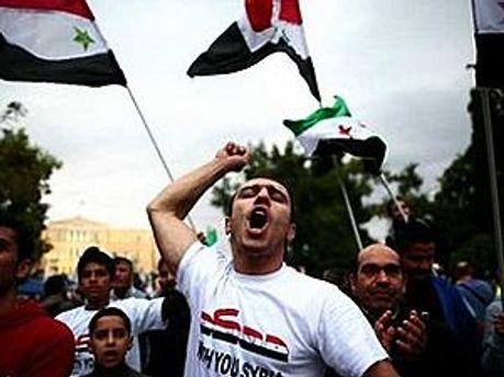 У Сирії тривають масові заворушення і зіткнення