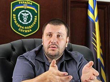 Глава ГНС Александр Клименко