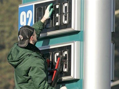 Премиум-бензин подорожает