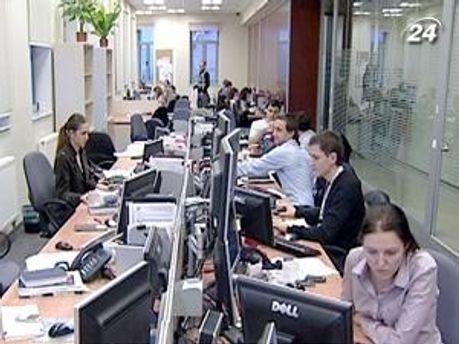 Украинские биржи завершили день ростом
