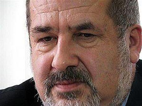 Перший заступник голови Меджлісу кримськотатарського народу Рефат Чубаров